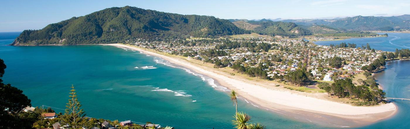 Новая Зеландия - отелей Пауануи