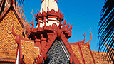 カンボジア - プノンペン ホテル