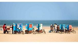 Chiny - Liczba hoteli Qingdao