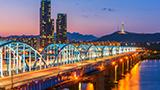Sydkorea - Hotell Seoul