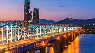 Korea Republika - Liczba hoteli Seul