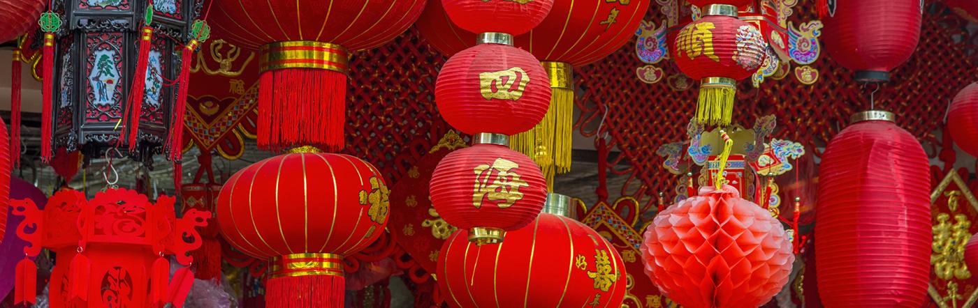 Chiny - Liczba hoteli Szanghaj