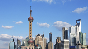 중국 - 호텔 상하이