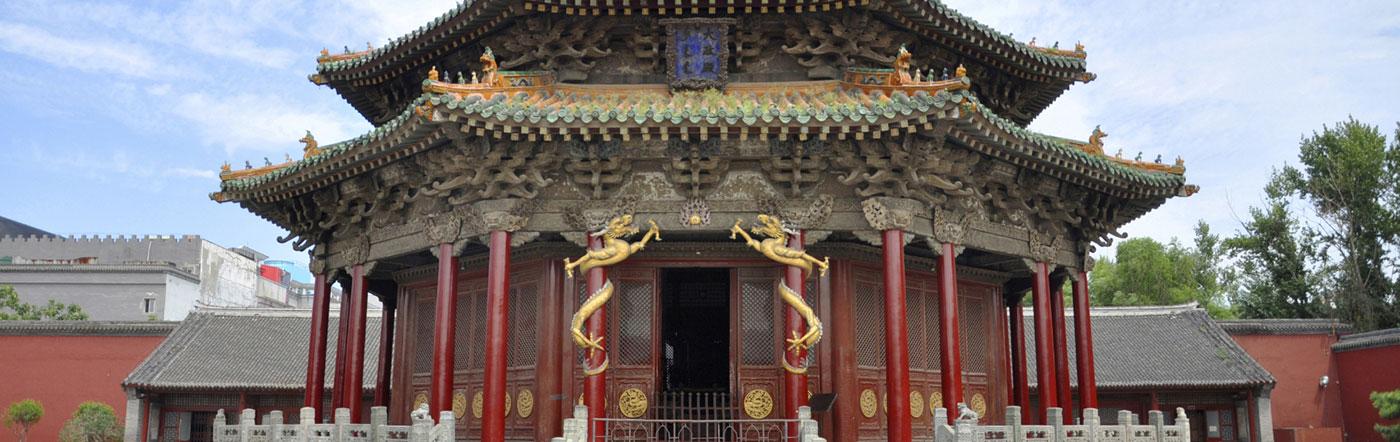 Kina - Hotell Shenyang