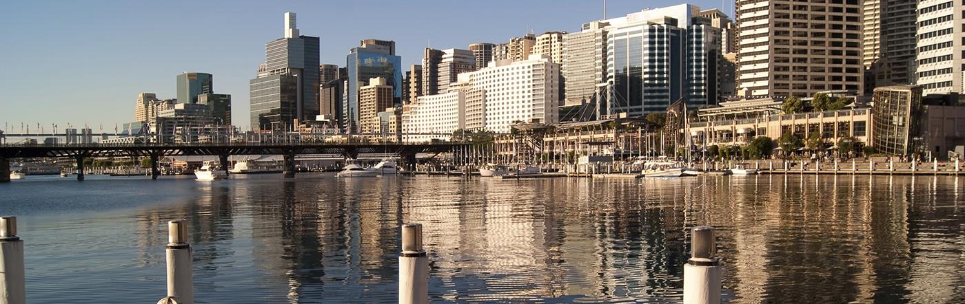 Australië - Hotels Sydney