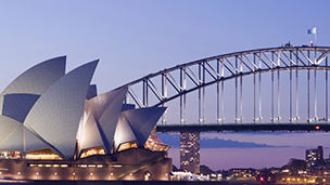 Australien - Hotell Sydney