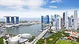 Cingapura - Hotéis Singapura