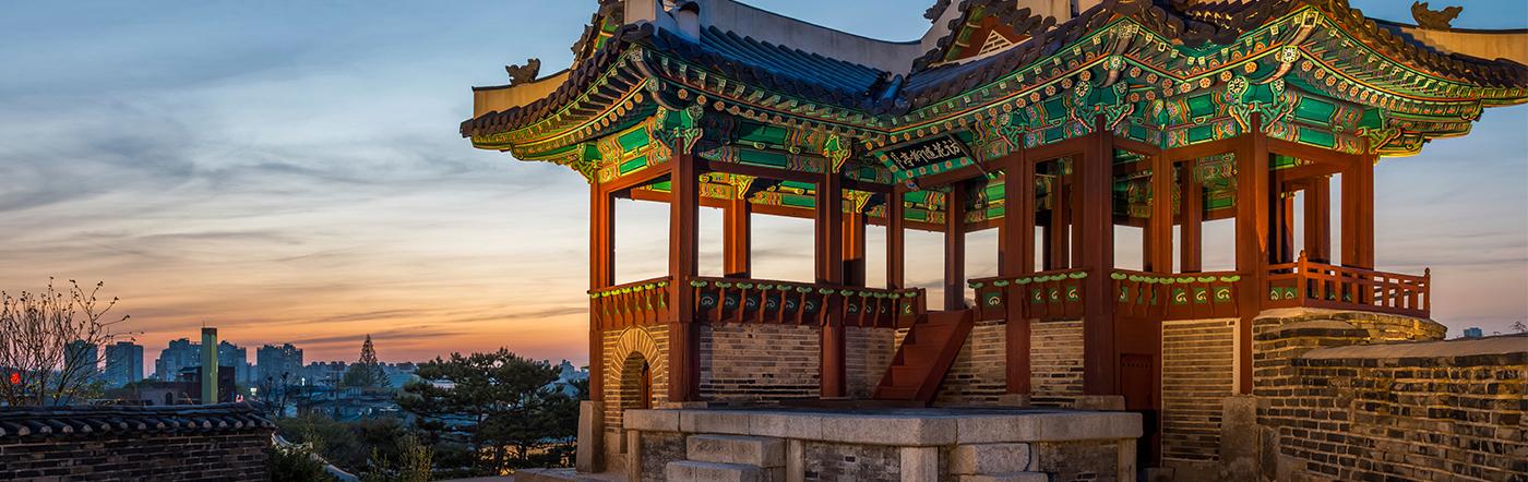 Corée du Sud - Hôtels Suwon