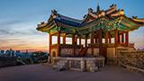Sydkorea - Hotell Suwon