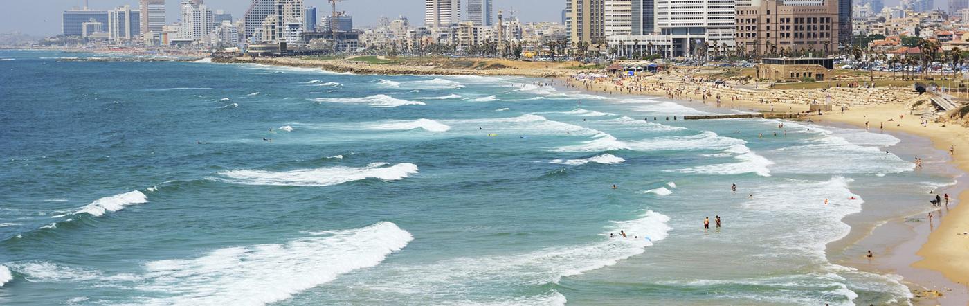 Израиль - отелей Тель-Авив