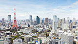 Japón - Hoteles Tokio
