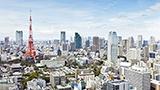 Jepang - Hotel TOKYO