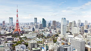 Japan - Hotels Tokio