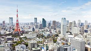 ญี่ปุ่น - โรงแรม โตเกียว