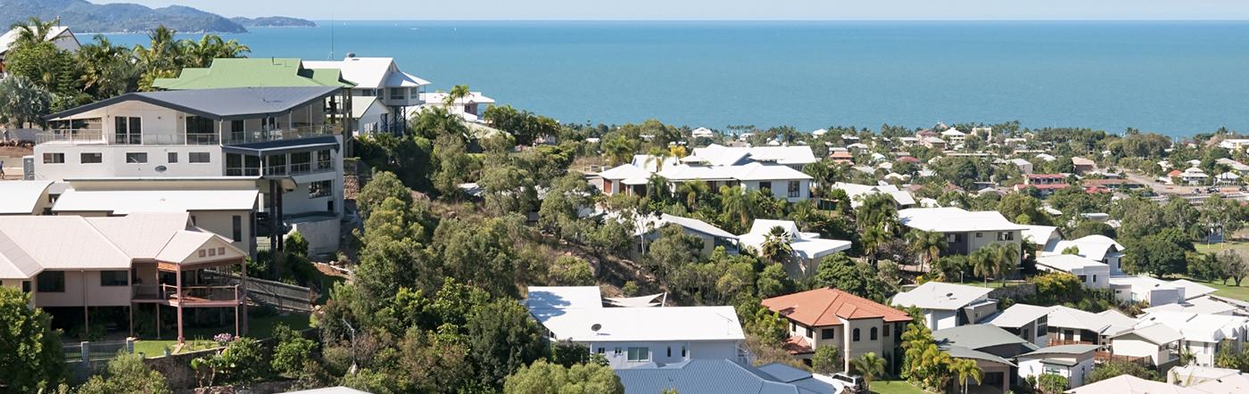 Australia - Liczba hoteli Townsville