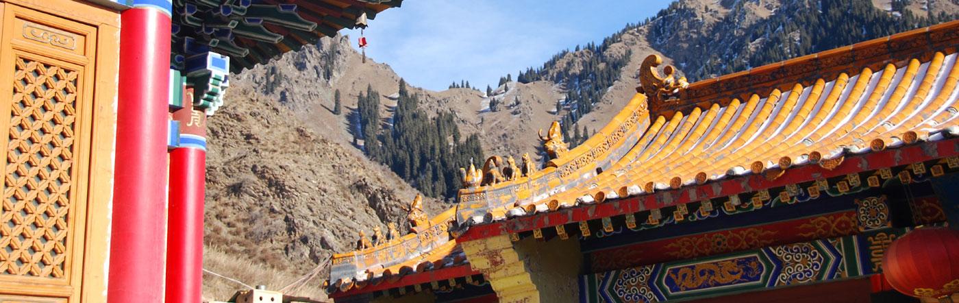 China - Hoteles Urumqi