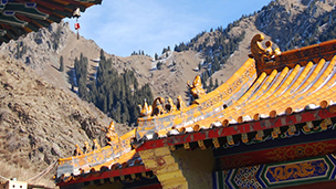 Chiny - Liczba hoteli Urumqi