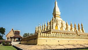 Лаосская Народно-Демократическая Республика - отелей Вьентьян