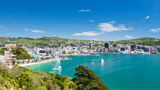 Nowa Zelandia - Liczba hoteli Wellington