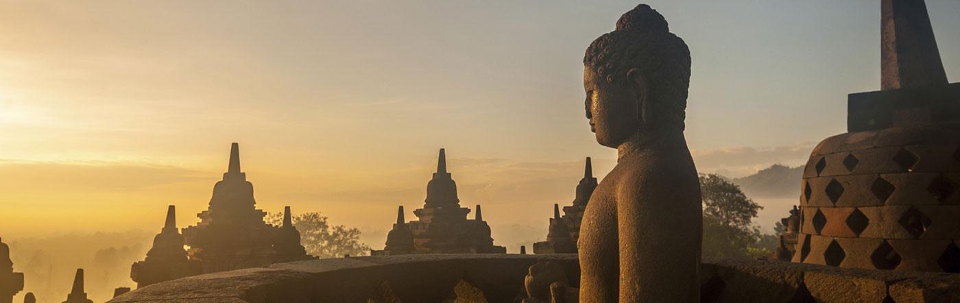 Indonezja - Liczba hoteli Yogyakarta