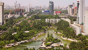 Chiny - Liczba hoteli Zhengzhou