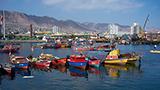 Chile - Liczba hoteli Antofagasta