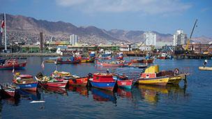 تشيلي - فنادق آنتوفاغاستا