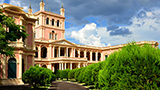 Paraguai - Hotéis Assunção
