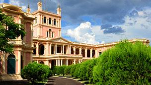 Paragwaj - Liczba hoteli Asuncion