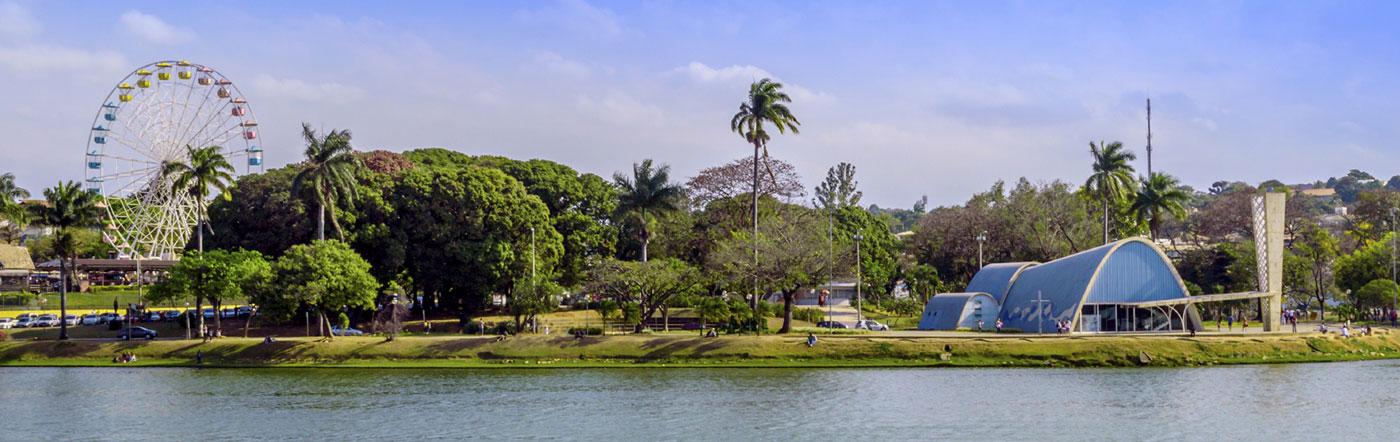 บราซิล - โรงแรม เบโลโอรีซอนตี