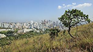 Brasilien - Hotell Belo Horizonte