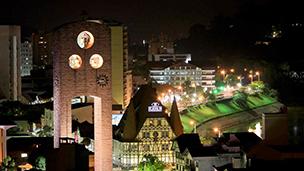 Brazylia - Liczba hoteli Blumenau