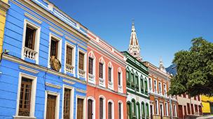 Kolumbia - Liczba hoteli Bogota