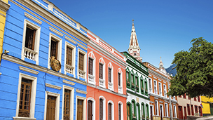 Kolumbien - Bogota Hotels