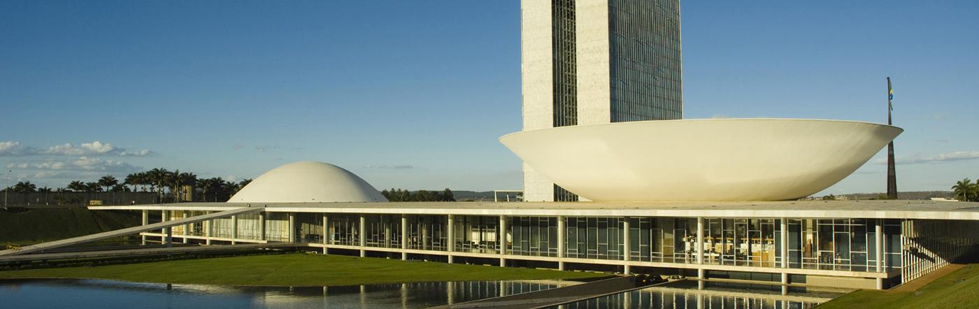 Brazylia - Liczba hoteli Brasilia