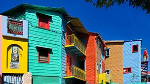 Argentyna - Liczba hoteli Buenos Aires