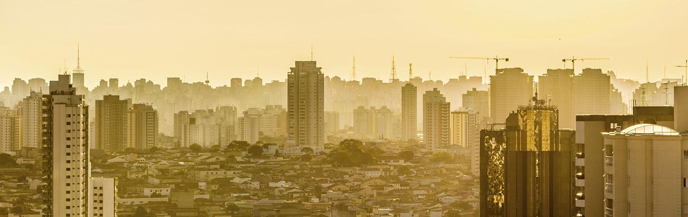 Brasil - Hotéis Campinas