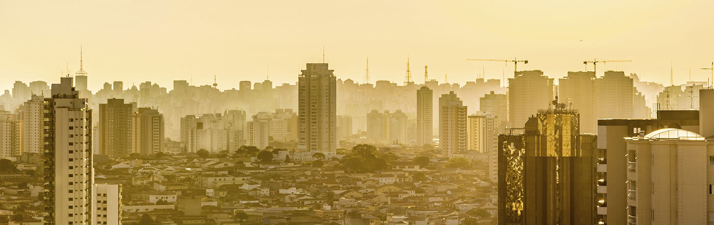Brazylia - Liczba hoteli Campinas