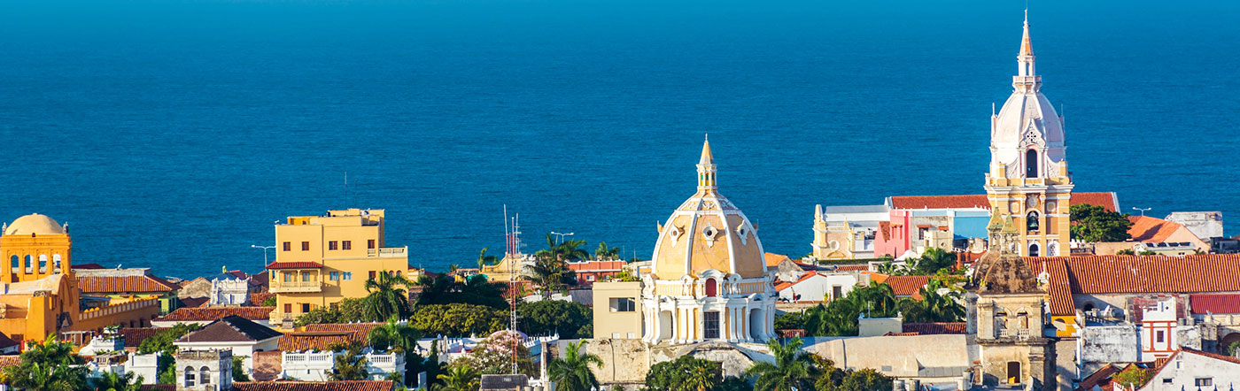 Colombia - Hotell Cartagena