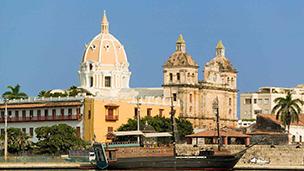 Kolumbia - Liczba hoteli Cartagène