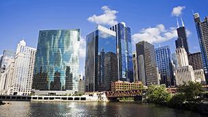 Stany Zjednoczone Ameryki - Liczba hoteli Chicago