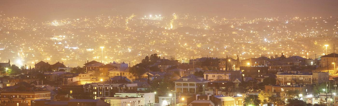 Mexiko - Hotell Ciudad Juárez
