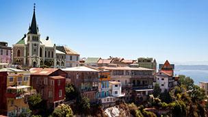 Chile - Liczba hoteli Concepcion