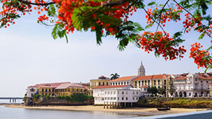 Panama - Hotell Panama City