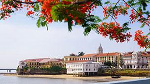 Panama - Liczba hoteli Panama (miasto)