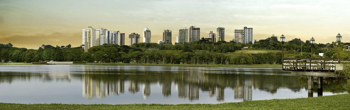 Brasilien - Curitiba Hotels