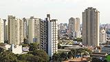 Brazylia - Liczba hoteli Curitiba