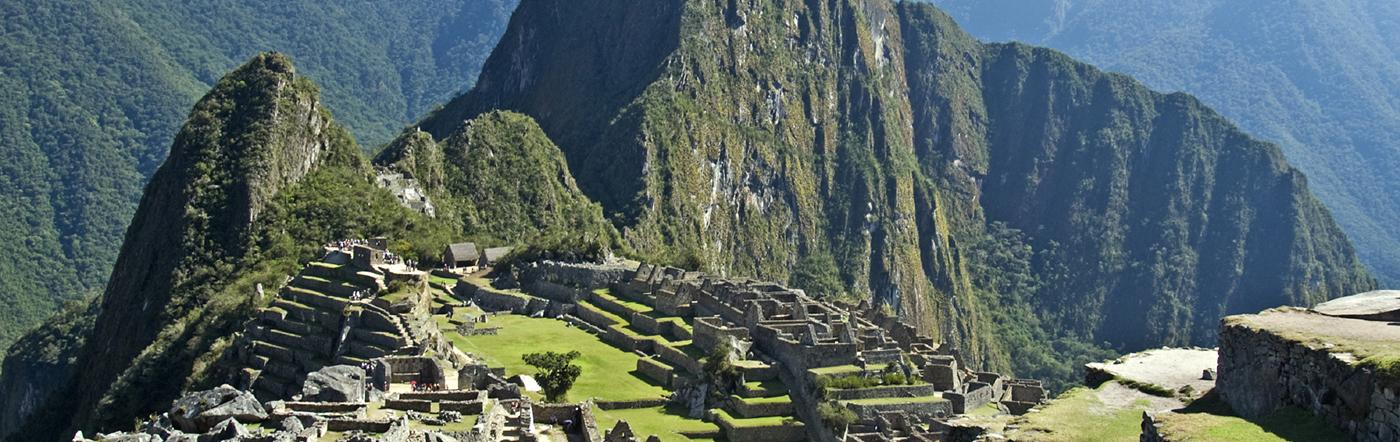 Peru - Hotell Cusco