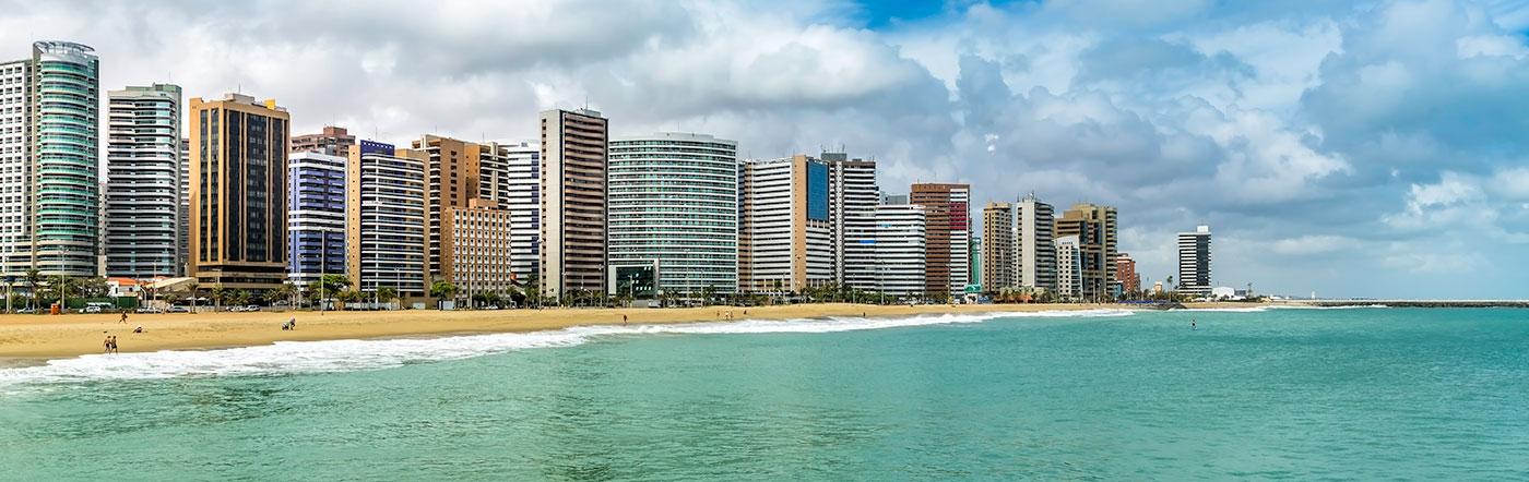 Brasilien - Hotell Fortaleza
