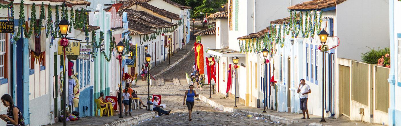 Brasilien - Hotell Goiania